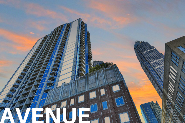 The Avenue condos for sale Uptown Charlotte NC 28202