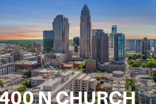 400 N Church condos for sale Uptown Charlotte NC 28202