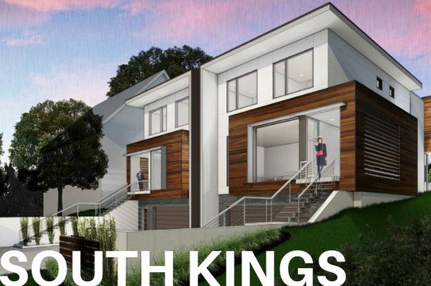 South Kings Modern homes