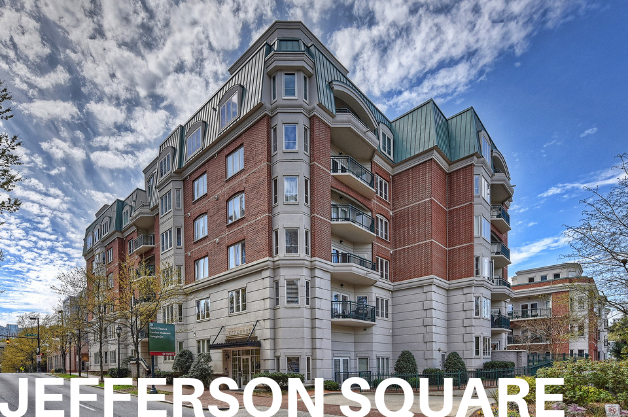 Jefferson Square condos for sale Uptown Charlotte NC 28202