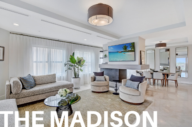 The Madison condos for sale Uptown Charlotte NC 28202